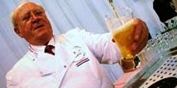 Concours de tireur de bière….