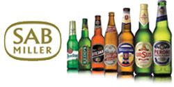 SABMiller devient le premier brasseur mondial