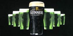 Guinness fête la Saint Patrick