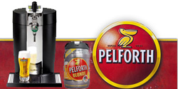 Pelforth blonde pour BeerTender Seb & Krups