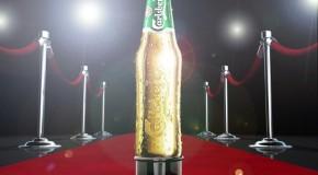 La brasserie Kronenbourg vous présente son nouveau succès : La Carlsberg !