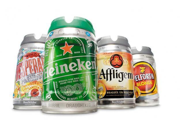 Quels f ts pour quelles tireuses bi re sur bierorama bierorama - Machine a biere heineken ...
