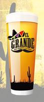 Bière El grande à la téquila mexicaine