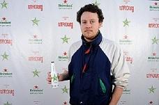 Heineken : Une bouteille aux allures électro