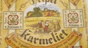 Tripel Karmeliet, une charmante compagnie !