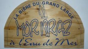 Mor Braz, la bière de la mer
