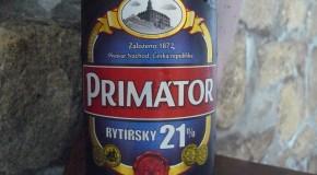 Primator 21%, une bière dépaysante!