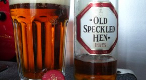 Old speckled Hen, un morceau de légende?