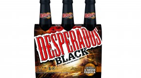 Une Desperados Back in Black !