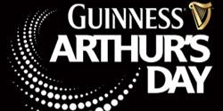 Logo du Guinness Arthur's Day