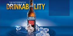 Des bouteilles de bière Budweiser gratuites grâce à Facebook
