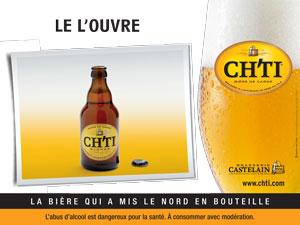 Campagne Chti monuments Paris Le l ouvre