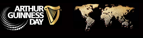 Célébration de l'Arthur Guinness Day