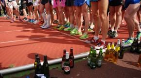 Le record du monde de «Beer Mile» est battu!