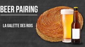 Beer Pairing : Bière et Galette des rois