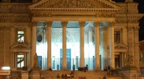 La Bourse de Bruxelles transformée en musée de la bière?