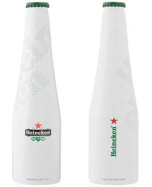 "bouteille de bière heineken ""icone pure edition"" -Ora Ito"