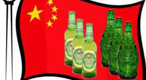 La Chine, premier producteur mondial de bière