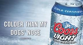 Révolution aux USA: La Budweiser détrônée par la Coors Light!