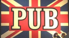 Rester bloquer 8 jours dans un pub … It's so british!