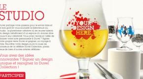 Un Belge remporte le concours Duvel Design!