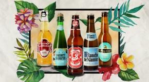Le top 5 des bières de l'été !