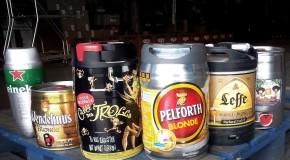 Quels fûts pour quelles tireuses à bière ?