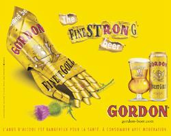 Affiche interactive Gordon