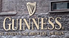 La brasserie Guinness de St James's Gate à Dublin échappe à la fermeture