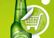 Heineken expérimente l'affichage environnemental
