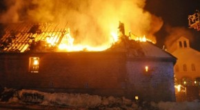 Rochefort resiste aux flammes