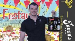La nouvelle biere jamms brassee artisanalement dans les landes sera disponible des le 14 juin 2012
