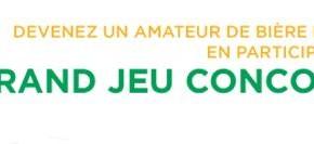 Grand jeu concours «Brasseurs des champs»