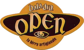 Logo de la bière Open Baladin