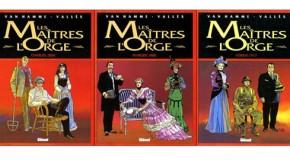 Les Maîtres de l'Orge: une série BD pour les vacances