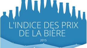 L'indice des prix de la bière 2015 : où trouver la bière la moins chère ?