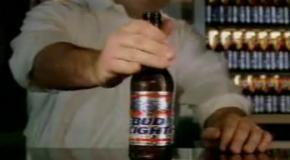 Une nouvelle méthode pour décapsuler les bières Bud Light