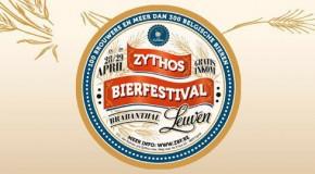 Zythos, le 1er rendez-vous de la bière en Belgique se prépare…